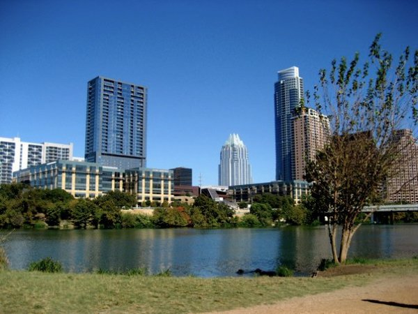 Austin from Town Lake
