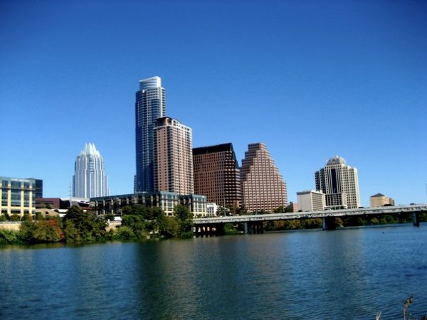 Austin From Town Lake 2